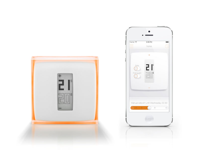 installation thermostat netatmo toulouse